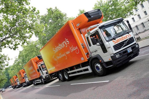 Sainsbury's sees the cost saving benefits on implementing Paragon routing and scheduling software