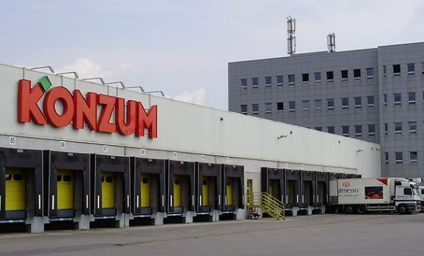 Konzum adopts Paragon's routing and scheduling software Croatia