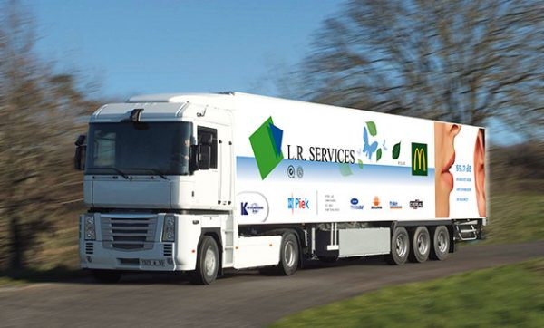 L.R. Services streamlines deliveries for McDonald's France with Paragon's routing and scheduling software