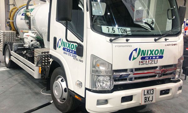 Nixon Hire modernised routing and scheduling with Paragon's Multi Depot planning software