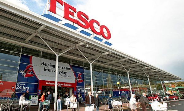 Paragon delivery route optimisation software helps Tesco cut emissions