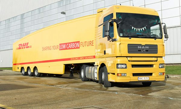 DHL's long term partnership with Paragon software