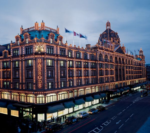 Paragon's routing and scheduling software enables Harrods to excel in home delivery