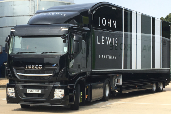 John Lewis & Partners targets greater store efficiencies with Paragon