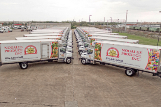 Nogales Produce Inc adopts Paragon's routing and scheduling software for increasingly complex deliveries