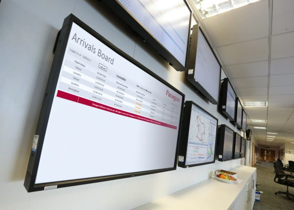 Paragon Software Systems optimises store delivery efficiency with new Arrivals Board functionality