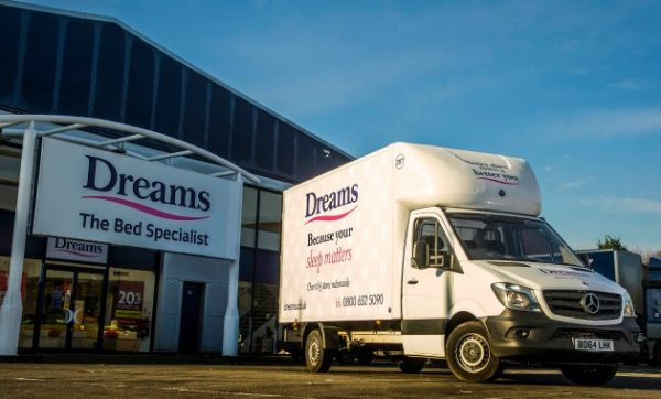 Dreams selects Paragon's Home Delivery System to enable 12,000 home deliveries a week