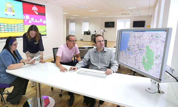 Paragon Software Systems announces new Technology Centre designed to showcase the latest in Paragon's routing and scheduling software