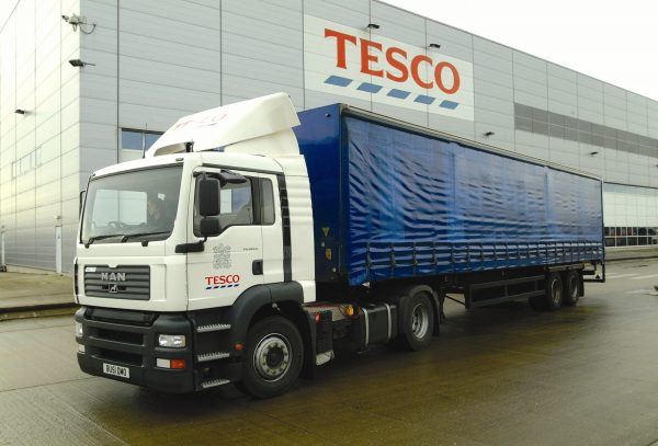 Tesco uses Paragon's routing and scheduling software to cut carbon emissions