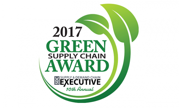 Paragon Software Systems' routing and scheduling software wins SDCE Green Supply Chain award 2017