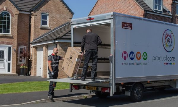 Product Care uses fleXipod electronic proof of delivery solution to enhance control of home delivery