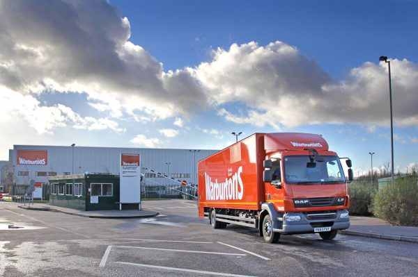 Warburtons successfully integrates Navman Wireless GPS with Paragon's routing and scheduling system