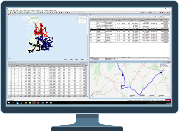Improve visibility and control of your live transport operation - Paragon