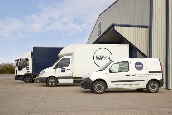 Barker and Stonehouse improves nationwide delivery service with Paragon